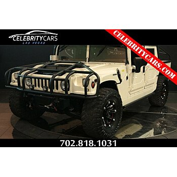 1997 Hummer H1 4-Door Open Top for sale 101050801