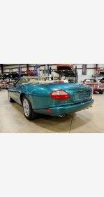 1997 Jaguar XK8 Convertible for sale 101206238