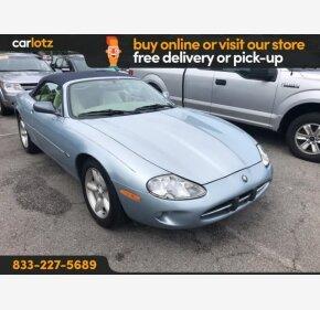 1997 Jaguar XK8 Convertible for sale 101331165
