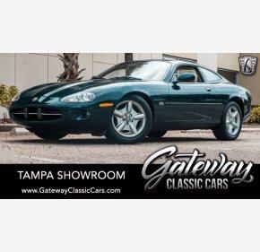 1997 Jaguar XK8 Coupe for sale 101396227