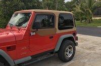 1997 Jeep Wrangler 4WD SE for sale 101349046