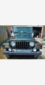 1997 Jeep Wrangler 4WD Sahara for sale 100982786