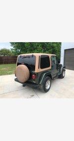 1997 Jeep Wrangler 4WD Sahara for sale 101123657