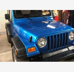 1997 Jeep Wrangler 4WD SE for sale 101154478