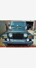 1997 Jeep Wrangler 4WD Sahara for sale 101326311