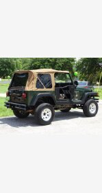 1997 Jeep Wrangler for sale 101345295