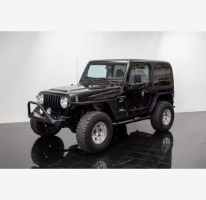 1997 Jeep Wrangler for sale 101358823