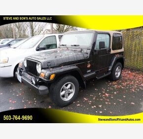 1997 Jeep Wrangler for sale 101415844
