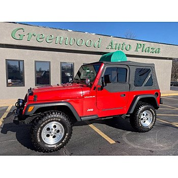 1997 Jeep Wrangler for sale 101417455