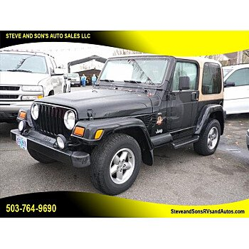 1997 Jeep Wrangler for sale 101456693