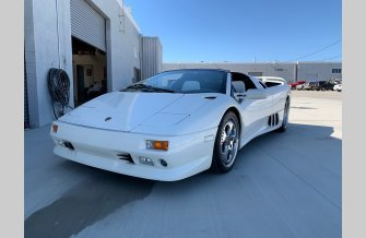1997 Lamborghini Diablo VT Roadster for sale 101531001