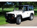 1997 land rover defender 90 for sale near golden valley minnesota 55426 classics on autotrader. Black Bedroom Furniture Sets. Home Design Ideas