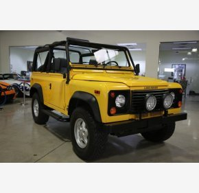 1997 Land Rover Defender 90 for sale 101097337