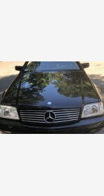1997 Mercedes-Benz SL500 for sale 101007950