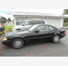 1997 Mercedes-Benz SL500 for sale 101046094