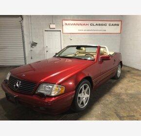 1997 Mercedes-Benz SL500 for sale 101283131