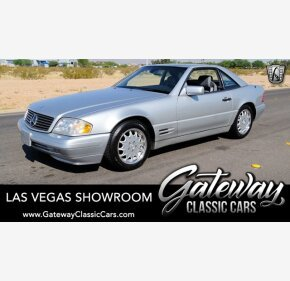 1997 Mercedes-Benz SL500 for sale 101371381