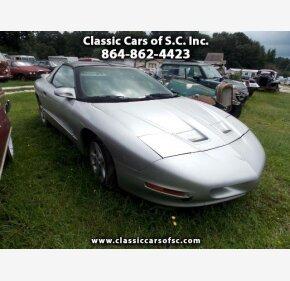 1997 Pontiac Firebird Coupe for sale 101017327