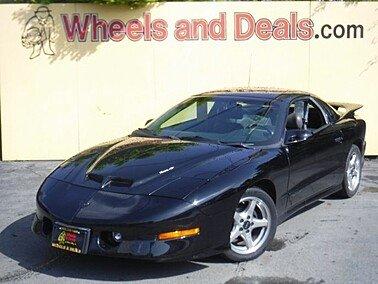 1997 Pontiac Firebird Coupe for sale 101207057
