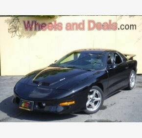 1997 Pontiac Firebird Coupe for sale 101207057