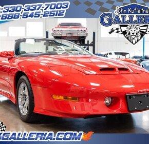 1997 Pontiac Firebird Convertible for sale 101223408
