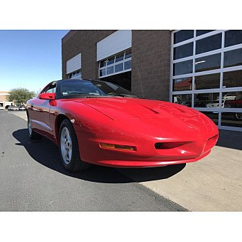 1997 Pontiac Firebird Coupe for sale 101230008