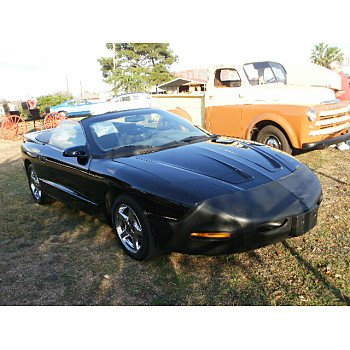 1997 Pontiac Firebird Convertible for sale 101280370