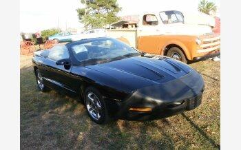 1997 Pontiac Firebird Convertible for sale 101280370