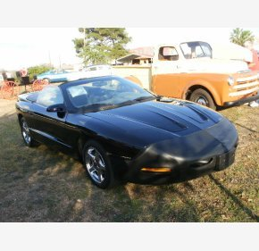 1997 Pontiac Firebird Convertible for sale 101388883