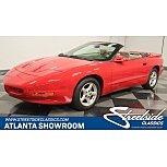 1997 Pontiac Firebird Trans Am Convertible for sale 101609302