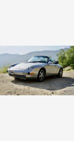 1997 Porsche 911 Cabriolet for sale 101328091