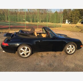 1997 Porsche 911 Cabriolet for sale 100746559