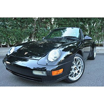 1997 Porsche 911 Cabriolet for sale 100844862