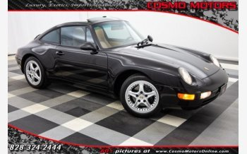 1997 Porsche 911 Targa for sale 100978773