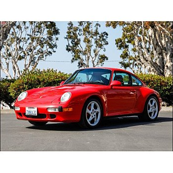 1997 Porsche 911 Coupe for sale 100985091