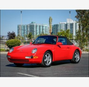 1997 Porsche 911 Cabriolet for sale 101044456