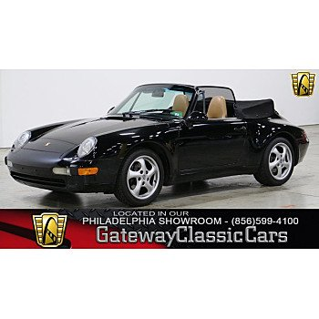 1997 Porsche 911 Cabriolet for sale 101056418