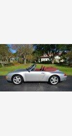 1997 Porsche 911 Cabriolet for sale 101121980