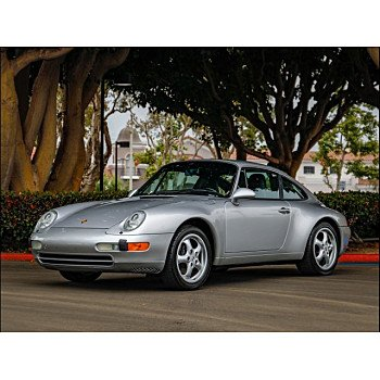 1997 Porsche 911 Coupe for sale 101159605