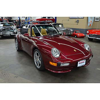 1997 Porsche 911 Cabriolet for sale 101167364