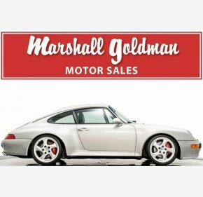 1997 Porsche 911 Coupe for sale 101183788