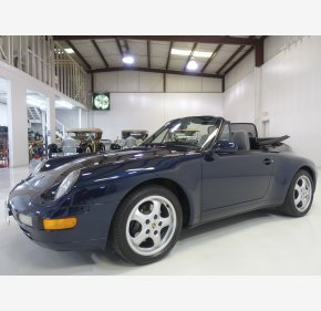 1997 Porsche 911 Cabriolet for sale 101201095