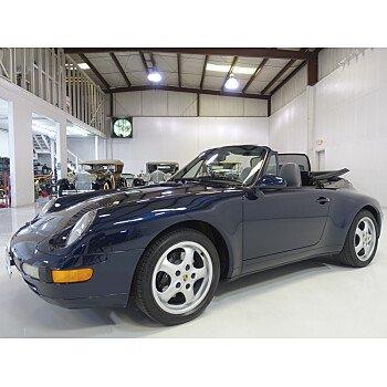 1997 Porsche 911 Cabriolet for sale 101201095