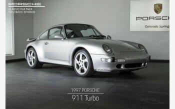 1997 Porsche 911 Coupe for sale 101257253