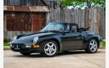 1997 Porsche 911 Cabriolet for sale 101313867