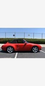 1997 Porsche 911 Cabriolet for sale 101319318