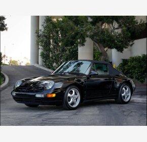 1997 Porsche 911 Cabriolet for sale 101324723