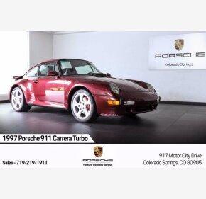 1997 Porsche 911 Turbo for sale 101359096