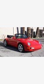 1997 Porsche 911 Cabriolet for sale 101443303