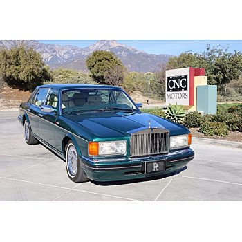 1997 Rolls-Royce Silver Spur for sale 101425007